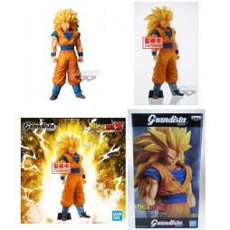 Dragon Ball Super - Grandista Nero - SSJ 3 Son Gokou - Banpresto