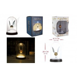 Harry Potter - Room Lamp - Touch Activated - 1:1 Snitch Replica