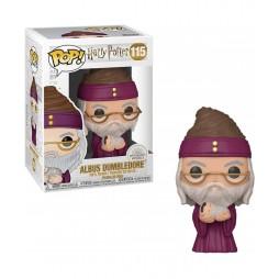 POP! Harry Potter 115 - Albus Dumbledore With Baby Harry Vinyl Figure