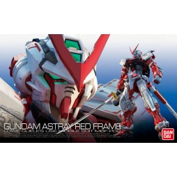 RG Real Grade - 19 Lowe Guele's Use Mobile Suit MBF-PO2 Gundam Astray Red Frame Mobile Suit 1/144