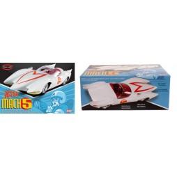 Super Auto Mach 5 - Mach Go Go Go - Speed Racer - Polar Lights - Plastic Snap It Kit - Mach 5 1/30 Scale