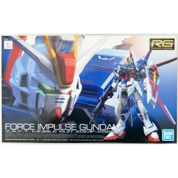 RG Real Grade - 33 Force Impulse Gundam Z.A.F.T. Mobile Suit ZGMF X56S/a 1/144