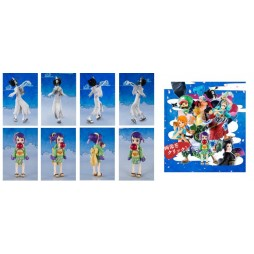 One Piece - Figuarts Zero - Wano Kuni - Brook+Otama - Honekichi