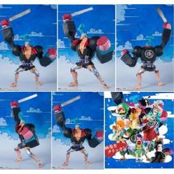One Piece - Figuarts Zero - Wano Kuni - Franky - Franosuke
