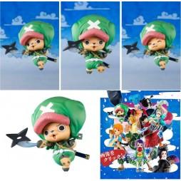 One Piece - Figuarts Zero - Wano Kuni - Tony Tony Chopper - Chopaemon