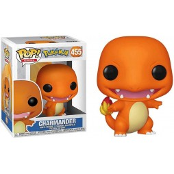 POP! Games 455 Pokemon Charmander Vinyl Figure