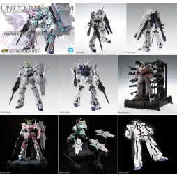 MG Master Grade Extreme - 01 - Ver.KA - Rx-0 Unicorn Gundam 02 Banshee Full Psycho Frame Prototype Mobile Suit U.C. 0096