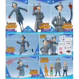 Inspector Gadget - Mega Hero - Beast Kingdom - Inspector Gadget - 1/12 Scale Action Figure