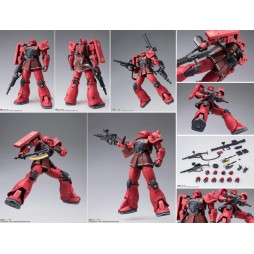 Metal Composite - MS-05S - CHAR AZNABLE ZAKU I - The Origin Series - Fix Figuration