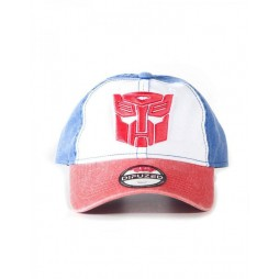 Transformers - Autorobot - Autobot - Cappello Baseball - Baseball Cap