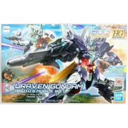 HG BUILD DIVERS 028Re Rise - Uraven Gundam Hiroto\'s Mobile Suit 1/144