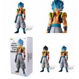 Dragon Ball Super: Broly The Movie - Super Master Stars Piece - The Gogeta - The Brush Super Saiyan Blue - Figure
