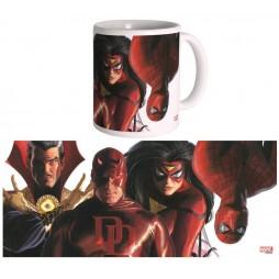 Marvel Comics - Alex Ross Art - Tazza - Mug Cup - MARVEL KNIGHTS - Semic