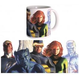 Marvel Comics - Alex Ross Art - Tazza - Mug Cup - The X-Men 01 - Semic