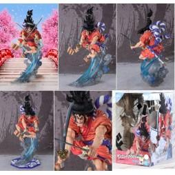 One Piece - Figuarts Zero - Extra Battle - Super FierceWano Kuni - Kozuki Oden - Fugure