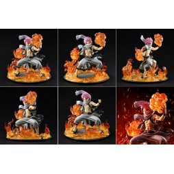 Fairy Tail - Bellfine Collectibles - 1:8 Scale - Statue/Diorama - Natsu Dragneel Limited Edition 800 Pieces Worldwide