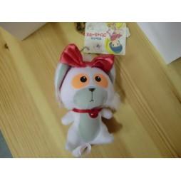 Mahou no Tenshi Creamy Mami - Nega - Mascot Key Chain, Plush Peluche 1