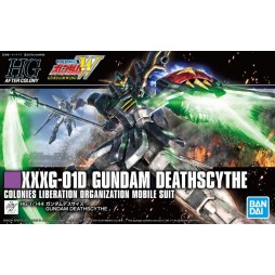 HG After Colony 239 - XXG-01D Gundam Deathshythe Colonies Liberation Organization Mobile Suit 1/144