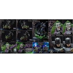 [PREORDER] DC Comics - Prime One - Ultimate Museum Masterline Series - 1/3 Scale Statue - Batman Vs. The Joker By Jason