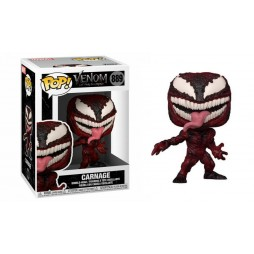 POP! Marvel 889 Venom Let There Be Carnage Carnage - Bobble-Head Figure