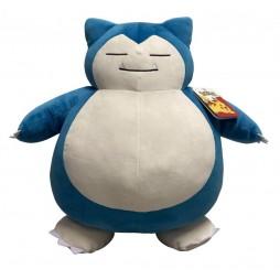 Pokemon Plush - N-143 - Sleeping Snorlax - Peluche 43 cm