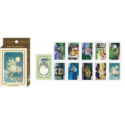 Carte Da Gioco - Carte Poker/Carte Per Giochi Di Prestigio - Benelic - Studio Ghibli - Il mio Vicino Totoro - My Neighbo