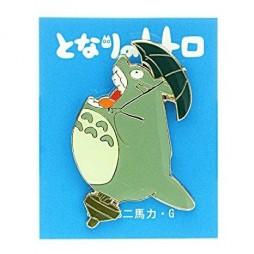 Il mio Vicino Totoro - My Neighbour Totoro - Pin 2D - Metal - Spilla 2D Metallo - Big Totoro Roar