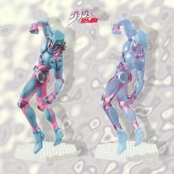 JoJo\'s Bizarre Adventure - Stand Coll Figure vol. 2 Crazy Diamond SET