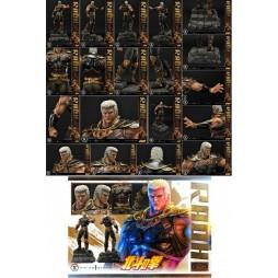 [PREORDER] Fist Of The North Star - Hokuto no Ken - Ken il guerriero - Raoh (Raul) - 1:4 Scale Statue/Diorama - Premium