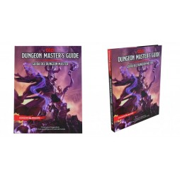 Dungeons & Dragons - D&D 5.0 - DUNGEON MASTER\'S GUIDE - GUIDA DEL DUNGEON MASTER - ITA