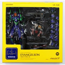 LEGACY OF REVOLTECH - KAIYODO LR-048 - Evangelion 2.0 You Can (Not) Advance - Evangelion Test Type-01
