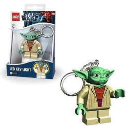 LEGO Star Wars - Keyring 3D - Yoda LED Torch