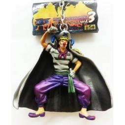 One Piece - Keyring - Hi Grade Coloring Key Holder Vol. 3 - SET - Buggy