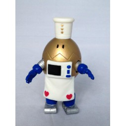 Ganbare Robocon Member Part.1 Bandai Gashapon Figures Set - Robo Mogu