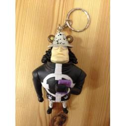 One Piece - Keyring - SET - Kuma Orso Bartolomew Bibbia