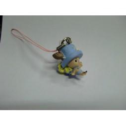 One Piece - Strap - Deformed Figure Celphone Strap - Easter Chopperman - SET - Chopper Azzurro Orecchie Coniglio