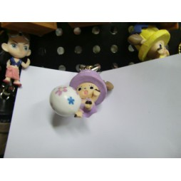 One Piece - Strap - Deformed Figure Celphone Strap - Easter Chopperman - SET - Chopper Su Uovo Bianco