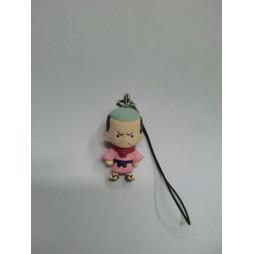 One Piece - Strap - Keychain - Key Charm Strap - Dressrosa Pirates Chapter - SET - Momosuke Kinemon JR