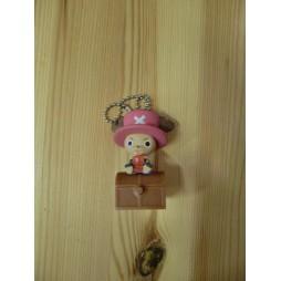 One Piece - Strap - Keychain - Mugiwara Chase Light Mascot - SET - Chopper