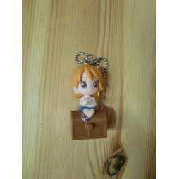 One Piece - Strap - Keychain - Mugiwara Chase Light Mascot - SET - Nami