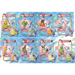 Pokemon BW movie 2012 strap