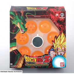 Dragon Ball Z - Sfere Del Drago - Complete Set 7 Sfere e Radar