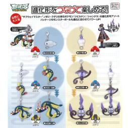 Pokemon Tynamo e Litwick Evolution Strap SET
