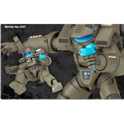 Revoltech - Sci-Fi - 037 - Kido Hohei - Starship Troopers Mobile Infantry Powered Suit