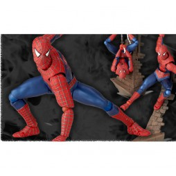 Revoltech - Sci-Fi - 039 - The Amazing Spiderman - Kaiyodo Revoltech