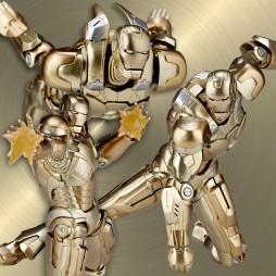 Revoltech - Sci-Fi - 052 - Iron Man 3 Mark 21 - XXI Midas - Kaiyodo Revoltech