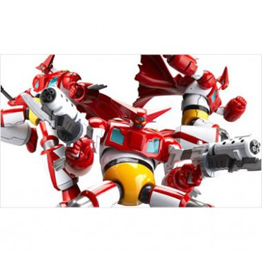 Revoltech - Yamaguchi - 031 - Getter 1 OVA Version