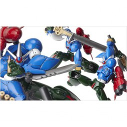 Revoltech - Yamaguchi - 089 - Getter Robo Go