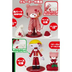 Revoltech - Yamaguchi - Prize - Pity And Gloomy Xmas Vers SET - Complete Bundle of 2 Boxes