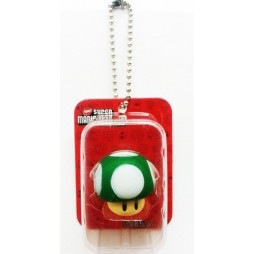 Super Mario - Keychain - Blister Figure Set - 1-up